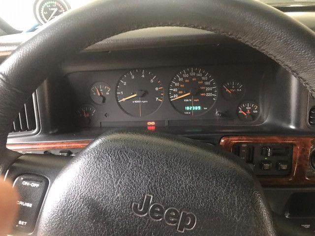 Jeep Grand Cherokee 1997 Preto - Foto 4