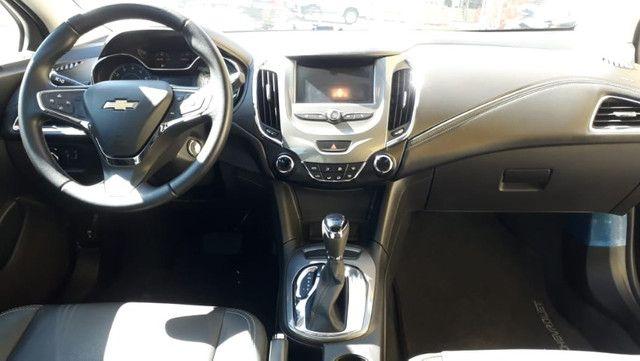 Chevrolet Cruze Lt 1.4 turbo Aut. 2019 - Foto 9