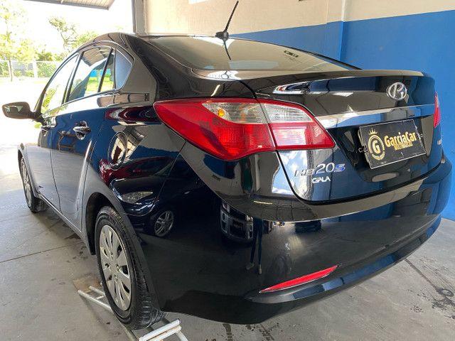 Hyundai  HB20 SEDAN 1.0 12V 2015 único dono placa i - Foto 10
