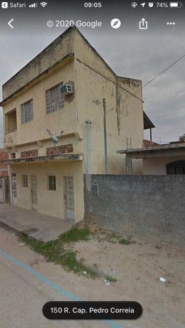 Sobrado 3 quartos e quintal coberto Rodo de Itaúna- 580 reais com água e luz incluída. - Foto 2