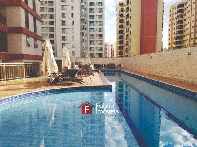 Apartamento com 4 Quartos, Condomínio Completo, 2 Vagas de Garagem em Águas Claras. - Foto 3