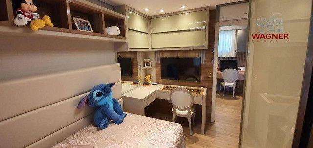 Apartamento com 3 dormitórios à venda, 116 m² por R$ 975.000 - Balneário - Florianópolis/S - Foto 14