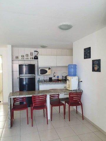 Oportunidade! apartamento dois quartos mobiliado na ponta verde - Foto 5