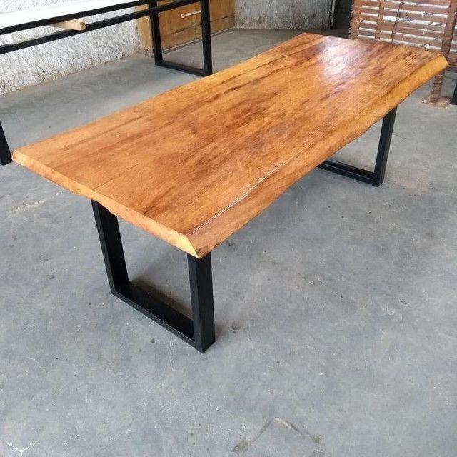 Mesas prancha madeira  - Foto 6