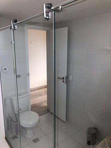 Aluguel Apartamento 180m², Nascente, 3 Suítes, Decorado e Mobiliado, em Patamares, Salvado - Foto 15