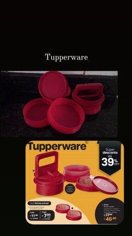 Burguer Express tupperware R$46.90