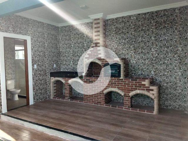 Casa com 3 dormitórios à venda, 151 m² por R$ 550.000,00 - Itaipuaçu - Maricá/RJ - Foto 9