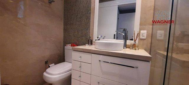 Apartamento com 3 dormitórios à venda, 116 m² por R$ 939.000,00 - Balneário - Florianópoli - Foto 17