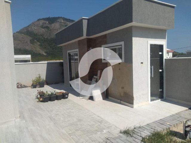 Alpha Maricá 1 - Casa com 3 Quartos à venda, 191 m² por R$ 870.000,00 - Inoã - Maricá/RJ - Foto 14