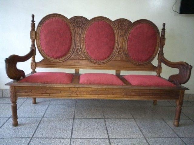 móveis antigos em perfeito estado de conservação  - Foto 5