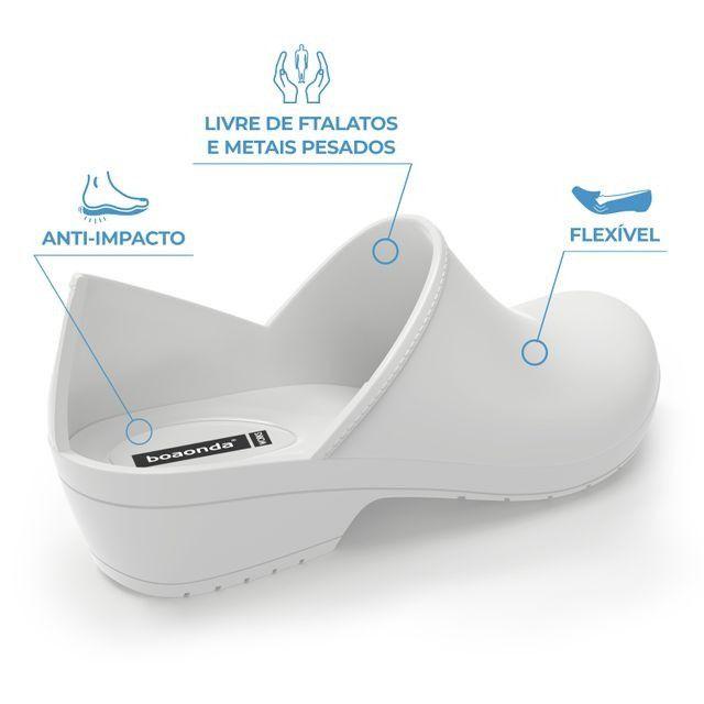 Sapato de Enfermeira (o) Soft Works - Foto 3