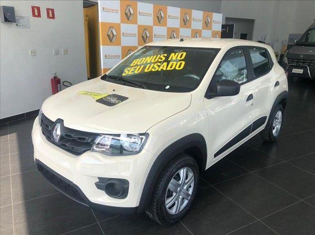 Renault Kwid 1.0 12v Sce Zen - Foto 2