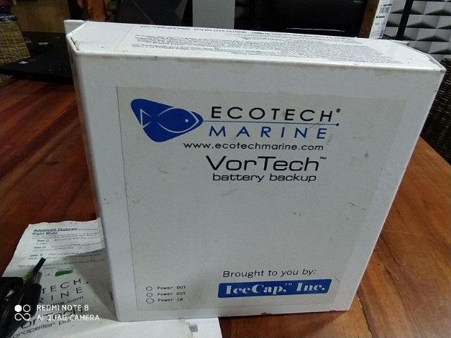 Bateria Backup Ecotech Marine para bombas Vortech para aquário marinho