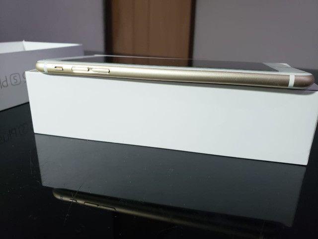 Iphone 6S Plus Dourado 16 GB - Foto 6