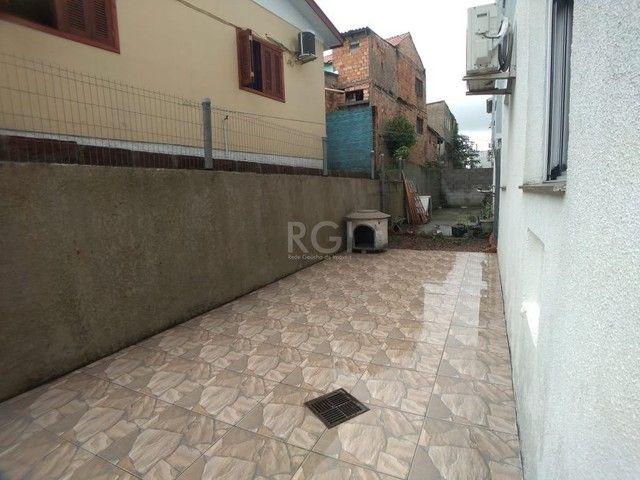 Apartamento térreo  com pátio 2 dormitórios no condomínio Reserva da Figueira no bairro Lo - Foto 14