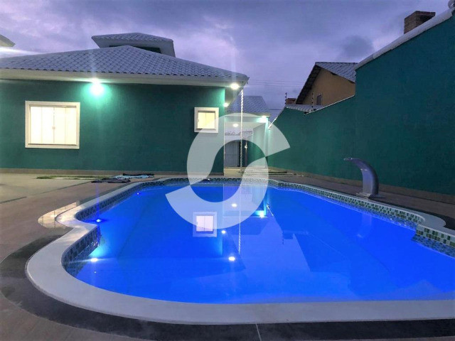 Maravilhosa Casa à venda, 131 m² por R$ 650.000,00 - Itaipuaçu - Maricá/RJ