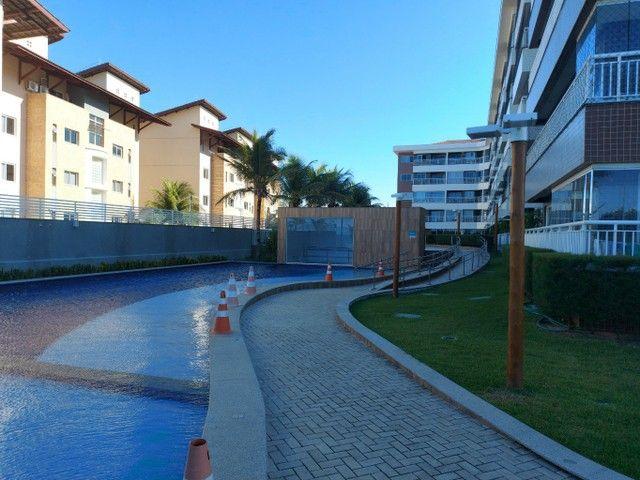 Apartamento condominio fechado, nascente, estilo pé de areia - área de lazer moderníssima - Foto 2