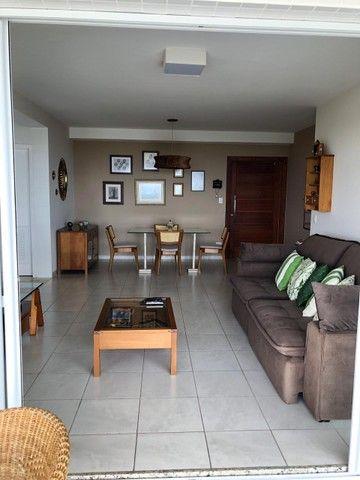 Aluguel Apartamento 180m², Nascente, 3 Suítes, Decorado e Mobiliado, em Patamares, Salvado - Foto 6