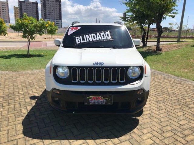 Jeep Renegade Longitude 1.8 Flex Automatico 2016 - Foto 2