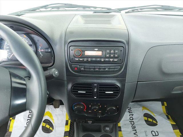 FIAT STRADA 1.4 MPI HARD WORKING CS 8V FLEX 2P MANUAL - Foto 8