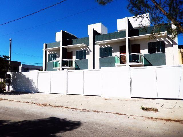 Casa Triplex Independente - Rio das Ostras / Serramar - Terraço - Minha Casa Minha Vida
