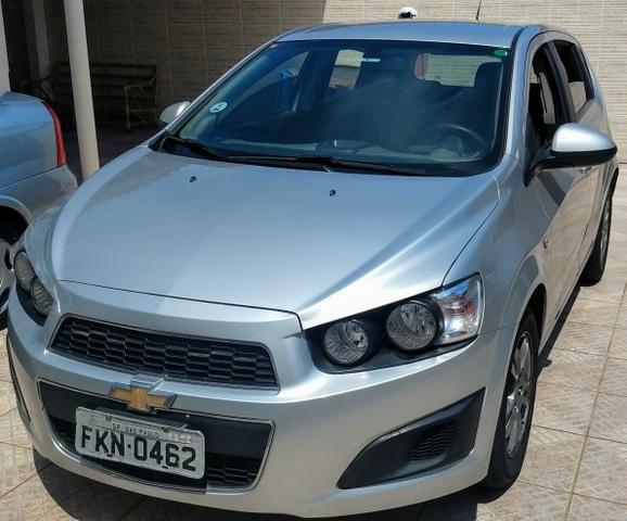 Chevrolet Sonic LT Automático 12/13 FLEX *Aceito Propostas