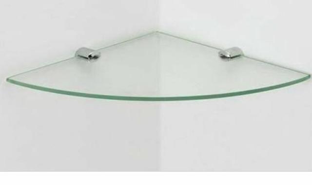 Estante De Vidro Temperado : Prateleiras de vidro temperado com preço de fabrica objetos de