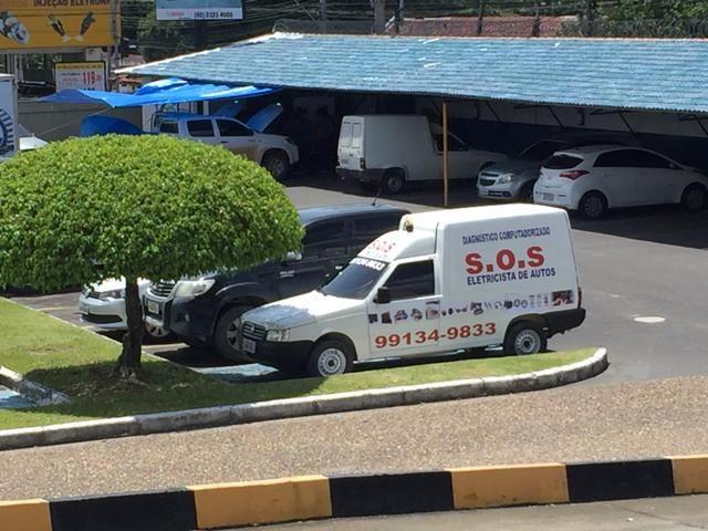 S.O.S eletricista todo serviço de elétrica