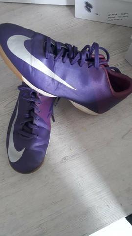 8406f2efdb03f Chuteira nike original mercurial futsal - Roupas e calçados - Parque ...