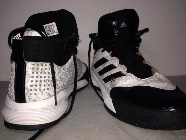 7155988087f Tênis adidas basquete - Roupas e calçados - Cidade Vista Verde