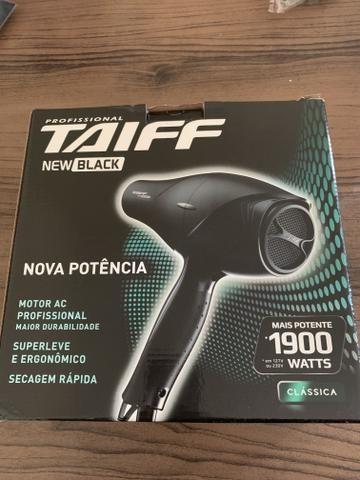 23ae5f4c0 Secador de cabelo Taiff New Black - Beleza e saúde - Sumarezinho ...