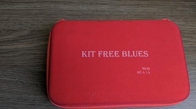 Jogo de Gaita Free Blues (novo) - Foto 5