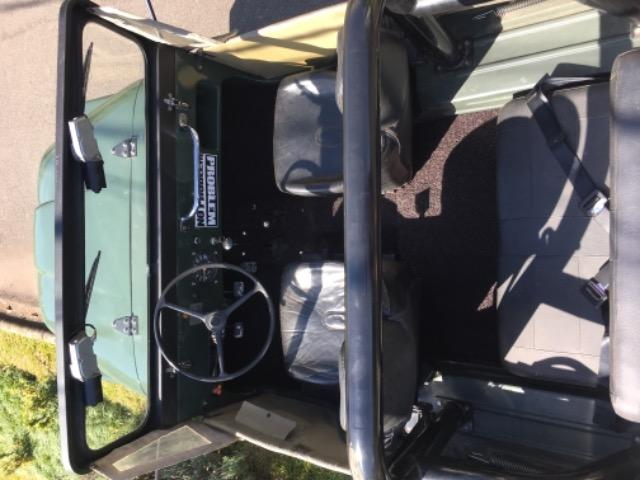 Jeep Willys 1957 4 marchas 4cc - Foto 7