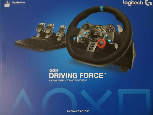 Volante Logitech G29 ps3/ps4/pc