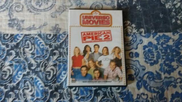 DVD filme American Pie 2
