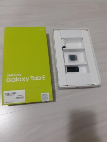 Tablet Galaxy Tab E praticamente zerado - Foto 3