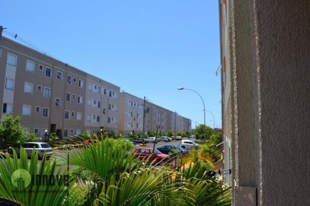 Apartamento com 2 dormitórios para alugar, 50 m² por r$ 700/mês - condomínio vitta - sertã - Foto 11