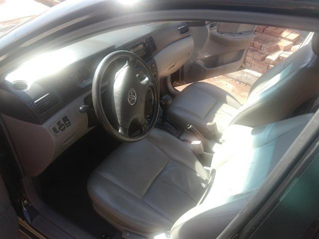 Vendo Corolla 2008 xei automático 1.8 flex - Foto 7