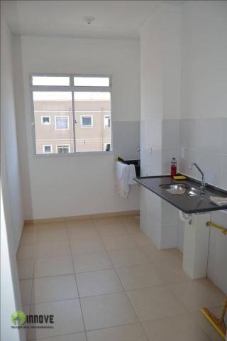 Apartamento com 2 dormitórios para alugar, 50 m² por r$ 700/mês - condomínio vitta - sertã - Foto 4