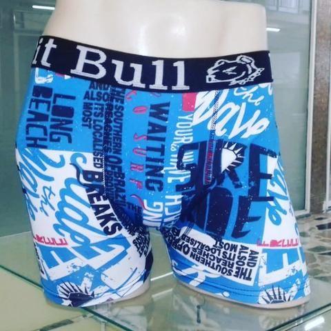 Cueca boxer Pit Bull! A partir de 6 reais cada! (Preço para Varejo) - Foto 3
