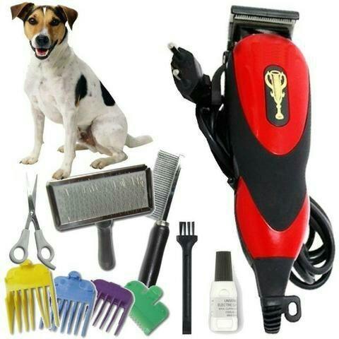 Máquina de tosa cachorro e gatos Qirui