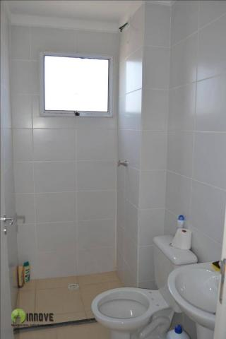 Apartamento com 2 dormitórios para alugar, 50 m² por r$ 700/mês - condomínio vitta - sertã - Foto 8