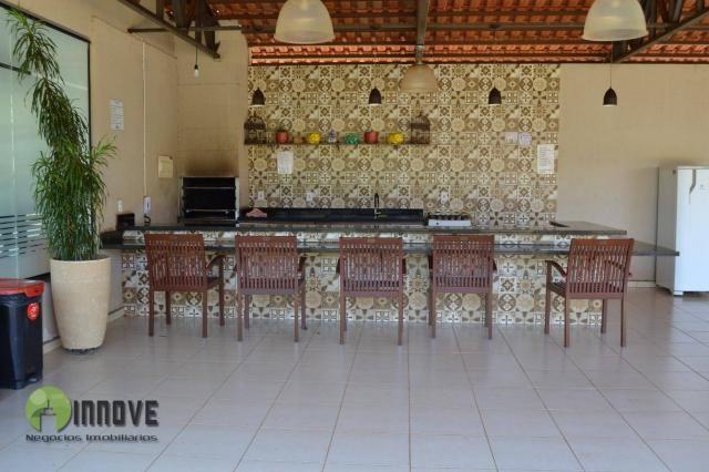 Apartamento com 2 dormitórios para alugar, 50 m² por r$ 700/mês - condomínio vitta - sertã - Foto 17
