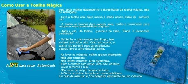 Fixxar pano mágico toalha - Foto 5