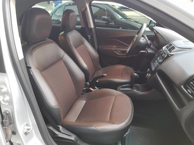 Chevrolet Cobalt 1.8 Mpfi Ltz 8V Flex 4Portas Automático 2017/2018 - Foto 13