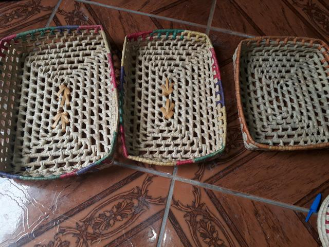 Kit de cesto para colocar pães - Foto 2