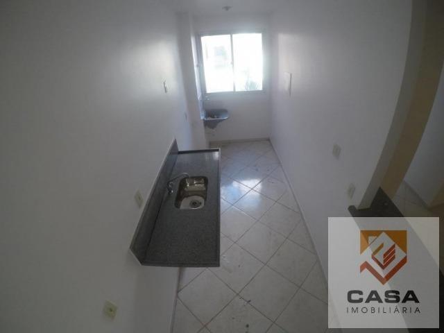 F.A - Apto de 2 quartos e varanda - Mirante de Jacaraipe - Foto 9