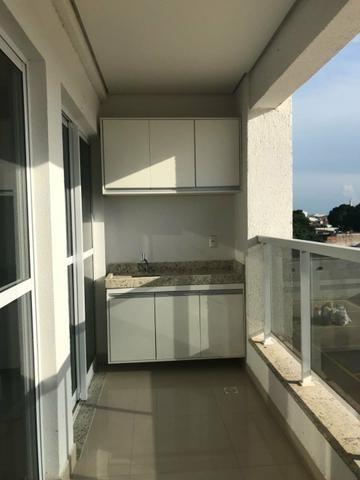 Alugo apartamento no edifício Exclusive semi mobiliado, - Foto 2