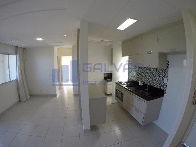 MR- Lindo apartamento 2Q com suíte no Praças Reservas na Praia da Baleia - Foto 2