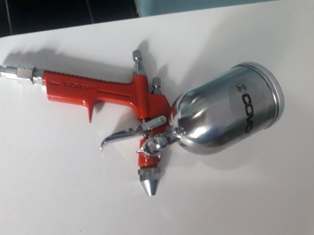 Pistola de pitura-aerografo - Foto 3